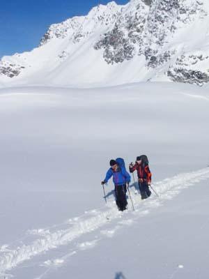 Haute Route Bergführer Zermatt