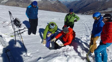 Ausbildung Bergführer Zermatt
